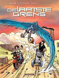 LAATSTE GRENS 03. EPISODE 3 LAATSTE GRENS, Leo, Paperback