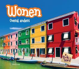 Wonen overal anders, Lewis, Clare, Hardcover