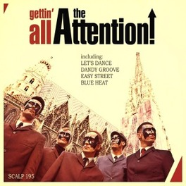 GETTIN' ALL THE ATTENTION ATTENTION, Vinyl LP