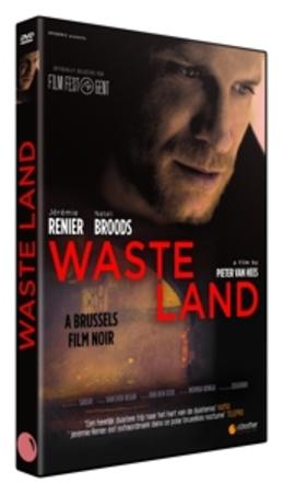 Pieter Van Hees - Waste Land, (DVD) BILINGUAL // W/ JEREMIE RENIER, NATALI BROODS