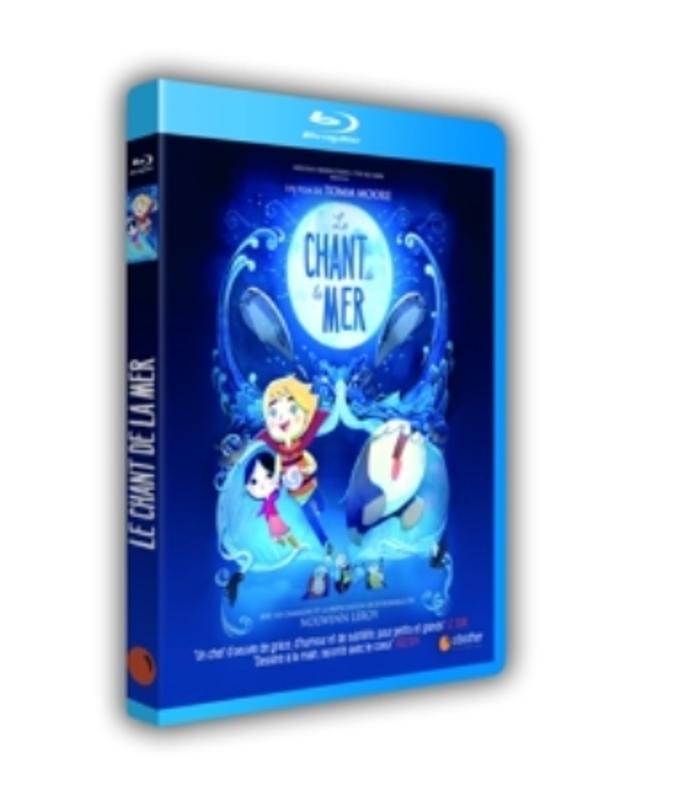 Tomm Moore - Chant De La Mer (Blu-Ray), (Blu-Ray) ANIMATION, Blu-Ray