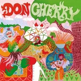 ORGANIC MUSIC SOCIETY DON CHERRY, LP
