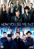 Now you see me 1 & 2, (DVD)