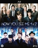Now you see me 1-2, (Blu-Ray)
