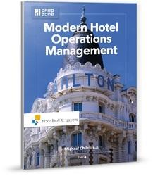 Modern hotel operations...