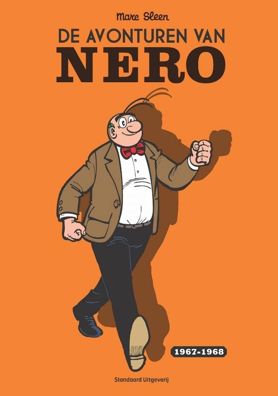 De avonturen van Nero 1967-1968 NERO INTEGRAAL, Sleen, Marc, Paperback