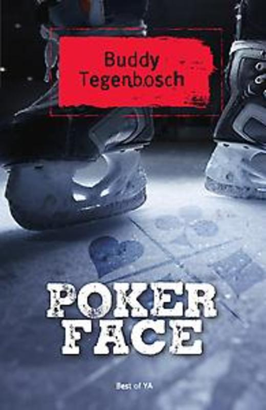 Pokerface. Tegenbosch, Buddy, Paperback
