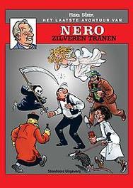 Zilveren tranen NERO, Marc Sleen, Hardcover