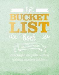 Het Bucketlist boek voor...