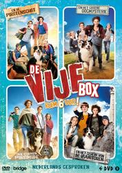 De vijf box, (DVD)