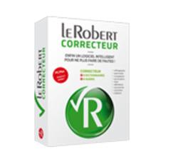 Le Robert Correcteur V2, (CDR)