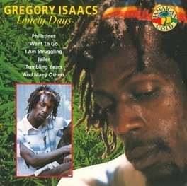 LONELY DAYS Audio CD, GREGORY ISAACS, CD