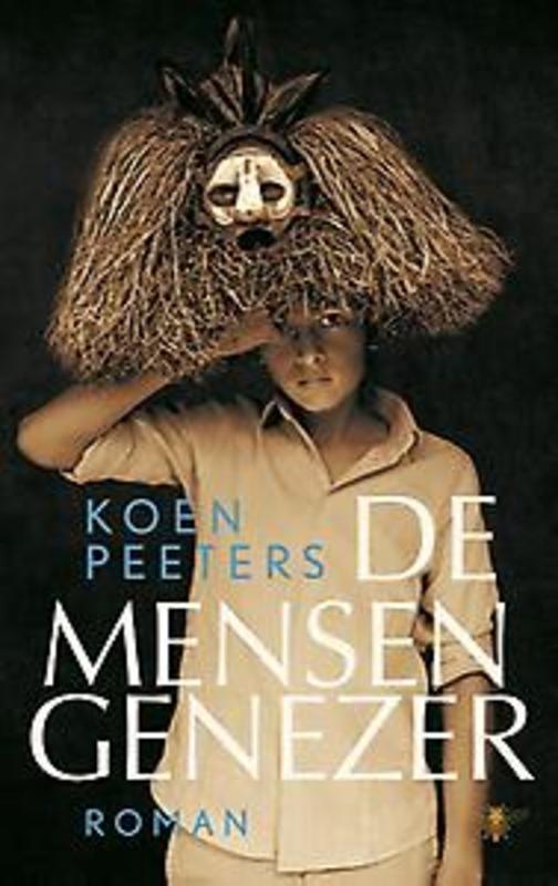 De mensengenezer roman, Koen Peeters, Paperback