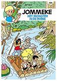 JOMMEKE 101. HET MONSTER IN DE RUÏNE