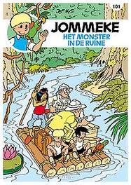 JOMMEKE 101. HET MONSTER IN DE RUÏNE JOMMEKE, Nys, Jef, Paperback