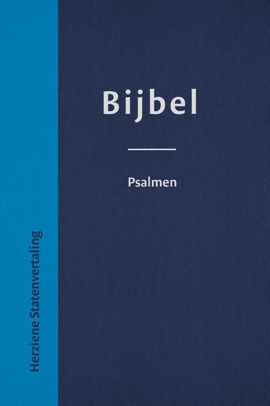 Bijbel met Psalmen vivella (HSV) – 12×18 cm. herziene Statenvertaling, Hardcover  <span class=