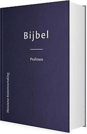 Bijbel met Psalmen luxe leer (HSV) – 8,5×12,5 cm. herziene Statenvertaling, Hardcover  <span class=