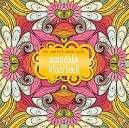 Het achtste enige echte mandalakleurboek. Paperback