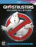 Ghostbuster 1-3, (Blu-Ray)