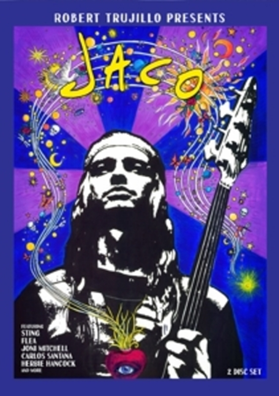 JACO NTSC/ALL REGIONS//FULLY AUTHORIZED STORY. PASTORIUS, JACO, Blu-Ray