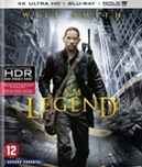 I am legend, (Blu-Ray 4K...