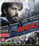 Argo, (Blu-Ray 4K Ultra HD)