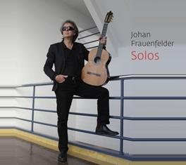 SOLOS JOHAN FRAUENFELDER, CD