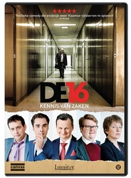 DE 16 CAST: MICHAEL DE COCK, JAN HAMMENECKER, BORIS V.SEVEREN