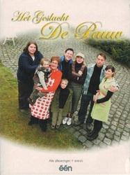 Het geslacht de pauw, (DVD)
