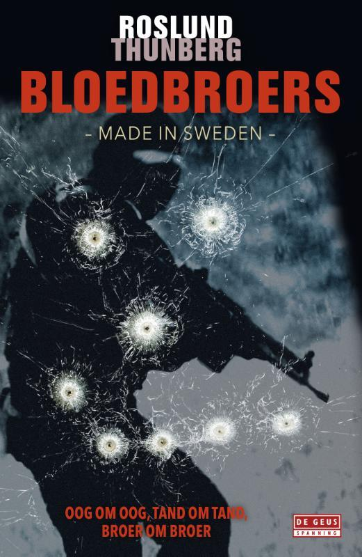 Bloedbroers made in Sweden II, Anders Roslund, Paperback