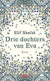 Drie dochters van Eva Elif Shafak, Paperback