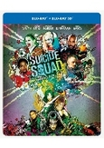 Suicide squad (3D), (Blu-Ray)