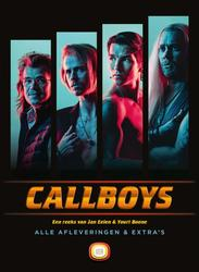 Callboys, (DVD) CAST: MATTEO SIMONI, STEF AERTS, RIK VERHEYE