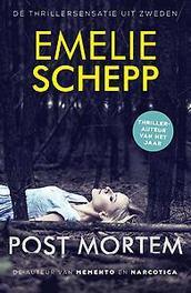 Post mortem Schepp, Emelie, Paperback