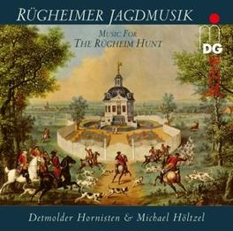RUGHEIM HUNT, ST GEORGE.. .. HYMN // DETMOLDER HORNISTEN M. HOLTZEL, CD