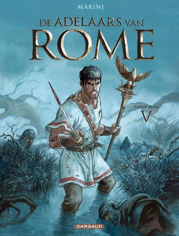 ADELAARS VAN ROME 05. VIJFDE BOEK ADELAARS VAN ROME, Marini, Paperback