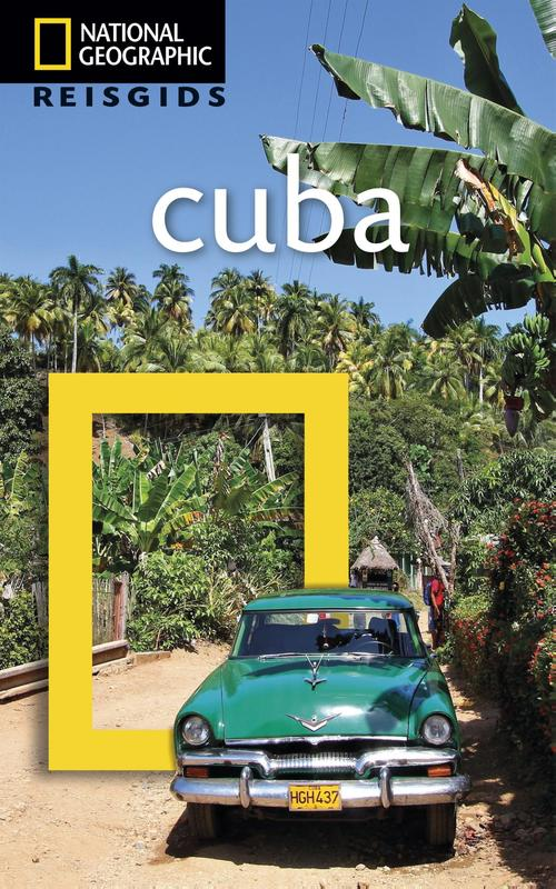 Cuba. National Geographic Reisgids, Paperback