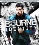 Bourne identity, (Blu-Ray...