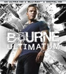 Bourne ultimatum, (Blu-Ray...
