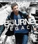 Bourne legacy, (Blu-Ray 4K...