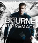 Bourne supremacy, (Blu-Ray...