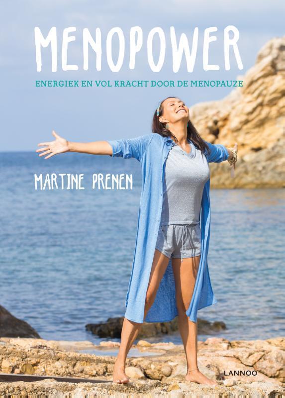 Menopower energiek en vol kracht door de menopauze, Prenen, Martine, Hardcover