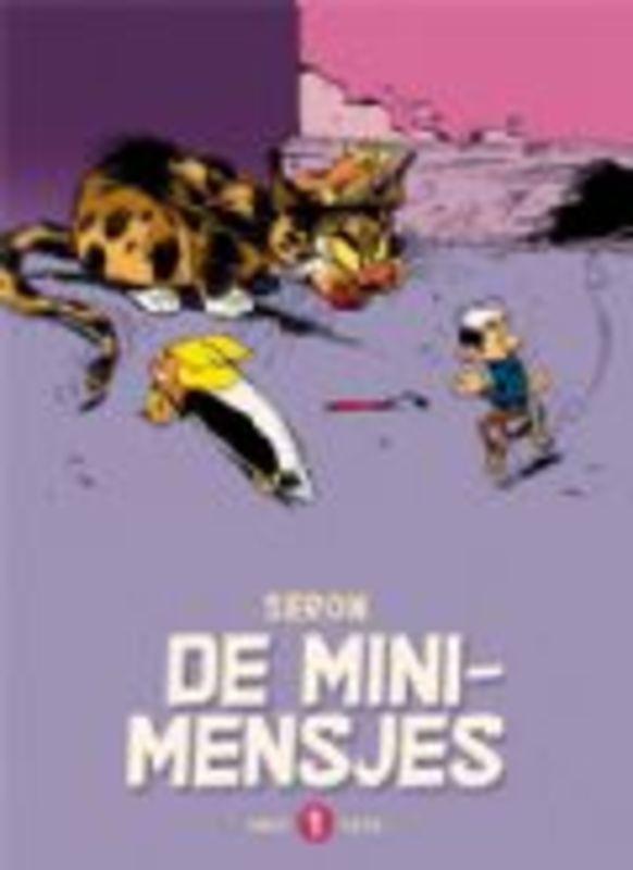 De Minimensjes De mini-mensjes, Seron, Hardcover
