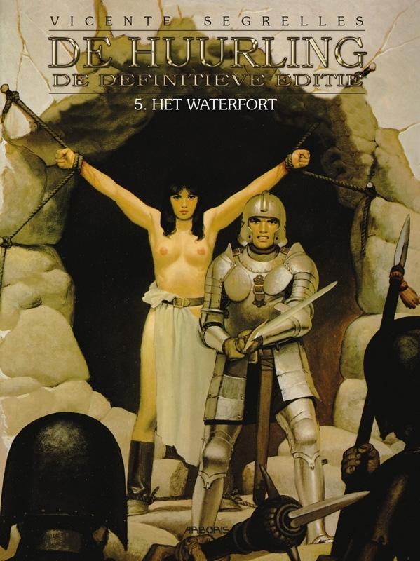 HUURLING DEFINITIEF HC05. HET WATERFORT HUURLING DEFINITIEF, Vicente, Segrelles, Hardcover