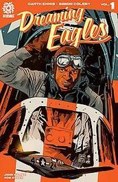 Dreaming Eagles Garth, Ennis, Hardcover