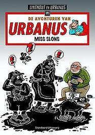 Miss Slons URBANUS, Linthout, Willy, Paperback