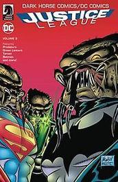 Dark Horse Comics / DC Comics 2 Justice League, Ron Marz, Paperback