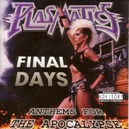 FINAL DAYS ANTHEMS FOR THE APOCALYPSE