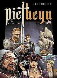 PIET HEYN 01. POVEGLIA PIET HEYN, Heijink, John, Paperback