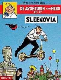 Sleenovia SC De avonturen van Nero, Sleen, Marc, Paperback
